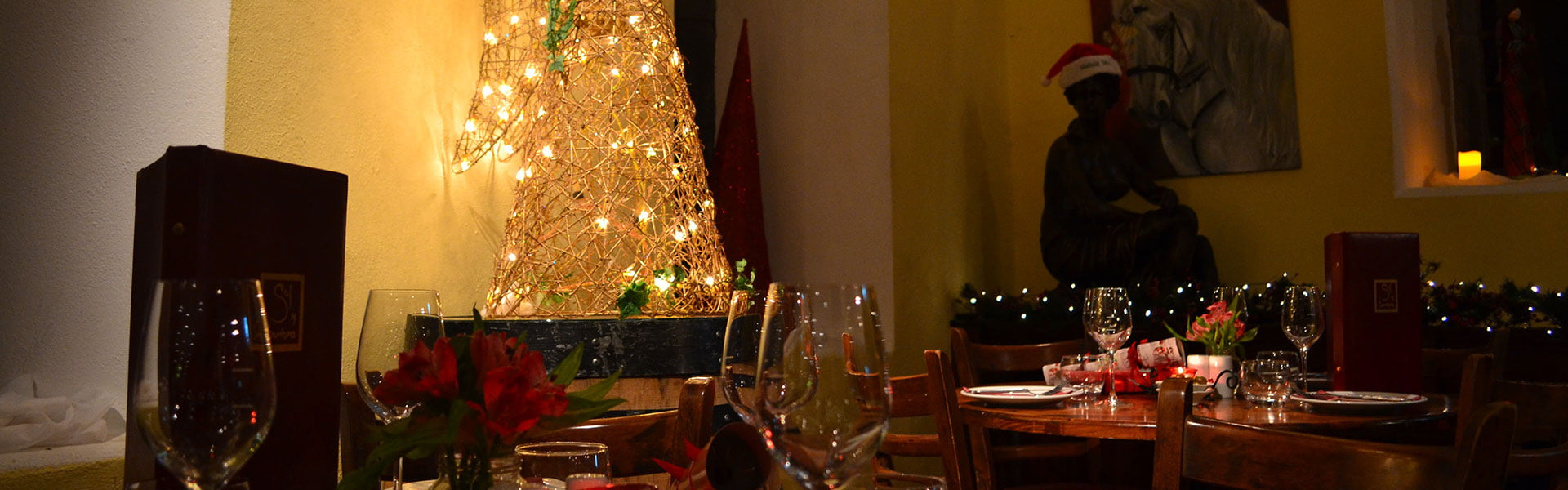 Christmas Party Nights at Sol y Sombra Tapas Bar & Restaurant