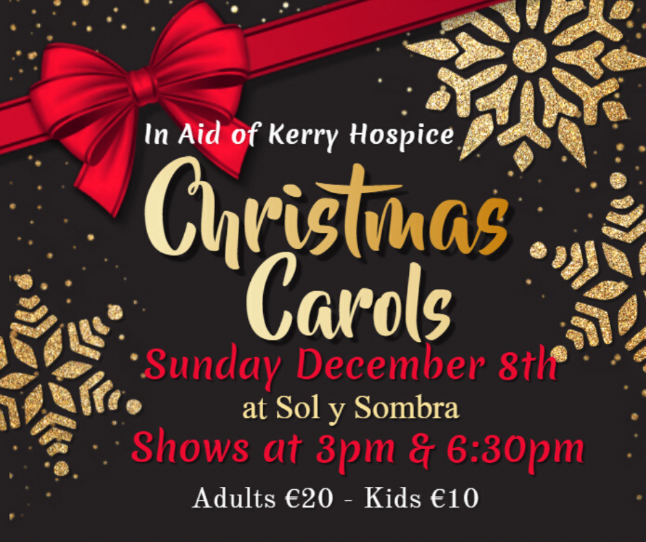 Annual Kerry Hospice Christmas Show