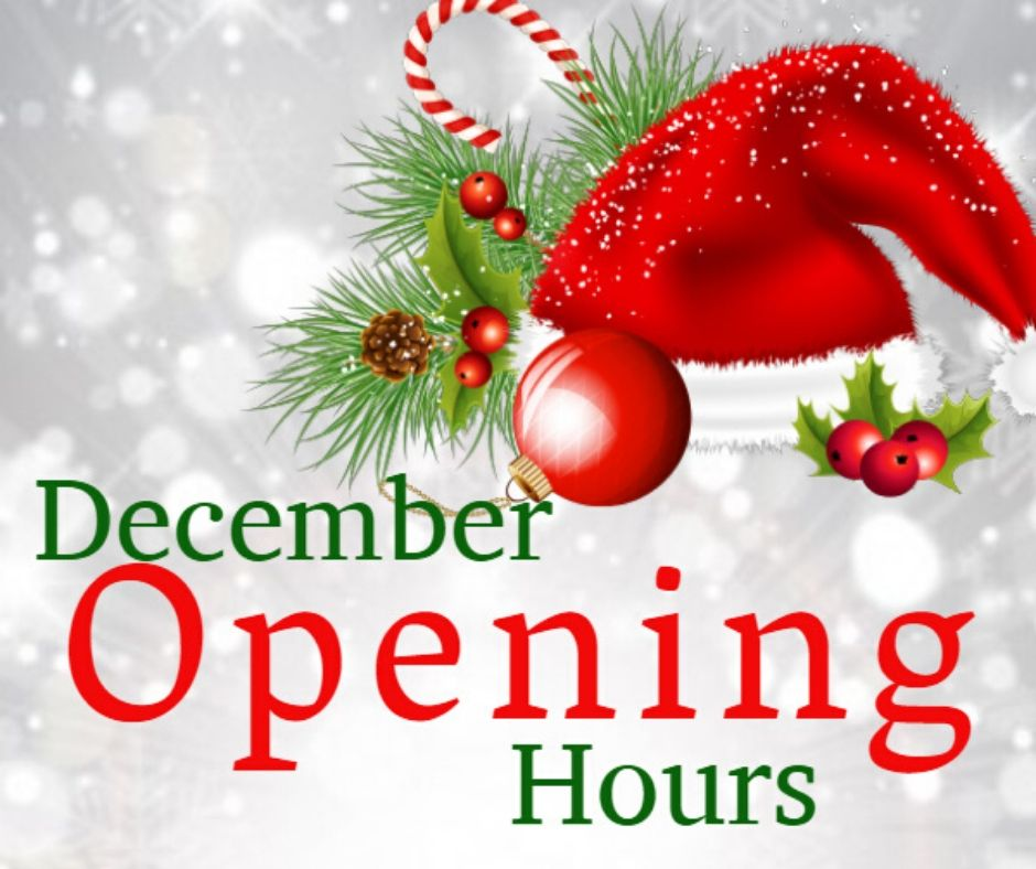 Killorglin Opening Hours