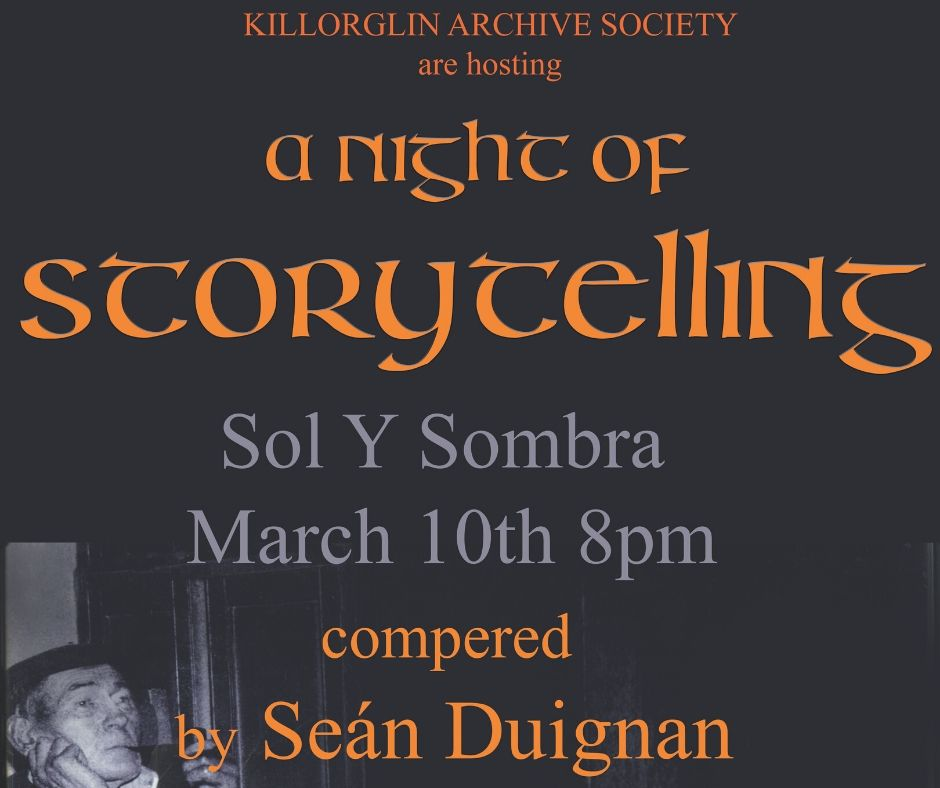 A Night of Storytelling